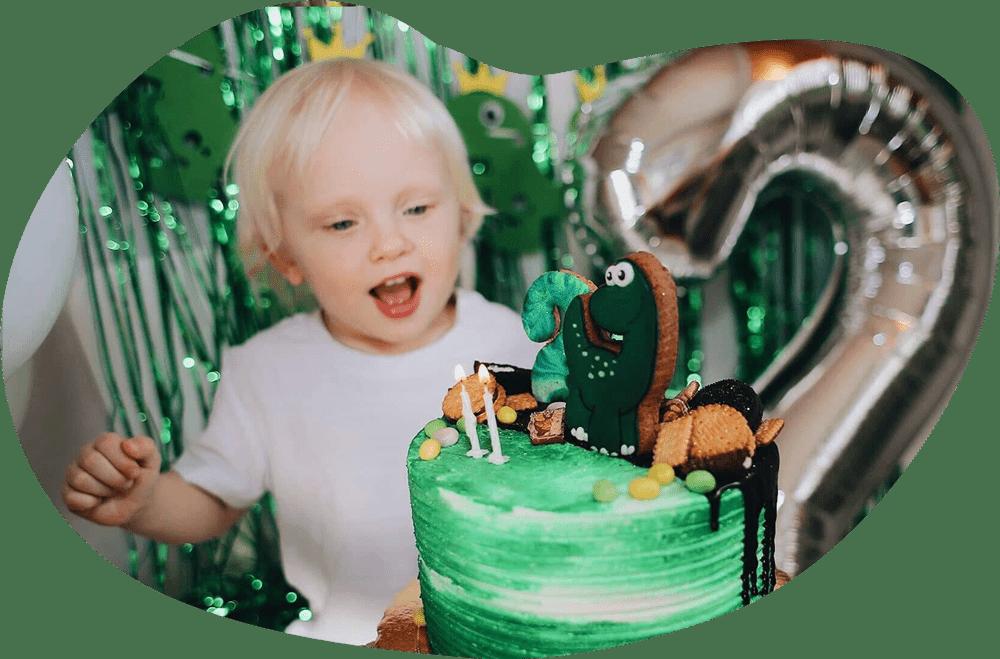 Urodziny dla dziecka w Parku Dinozaurów Białystok